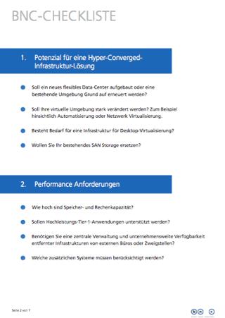 Checkliste HCI